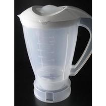 Copo Liquidificador Mallory Duplo Clean Translucido -