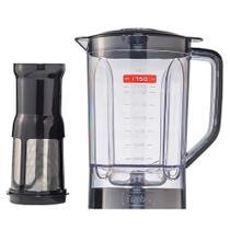 Copo Liquidificador Mondial L900 Completo c/ Filtro Original -
