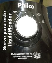 Copo Liquidificador Philco 6614 Multproc One Fgo 1001shop - Fogo 1001shop