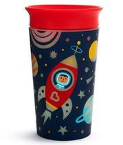 Copo Miracle 360  Astronauta brilha no copo escuro - Munchkin