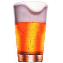 Copo para Cerveja Liso 350ml Caldereta Libbey - Globimport