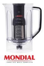Copo Para Liquidificador Mondial L-1000 Preto Original -