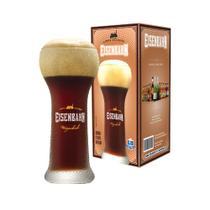 Copo Ruvolo Cerveja Weizenbock 510 ml Eisenbahn -