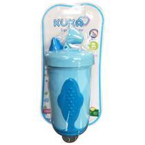 Copo Soft Color 300 Azul - 7709 - Kuka