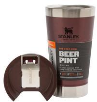 Copo Term Com Tampa Stanley 473ml - Wine -