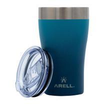 Copo Térmico Arell 500ml 5h Gelado G. Vitalicia Tipo Stanley -