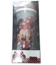 Copo Térmico de Plástico - Minnie 350ml - Taimes -