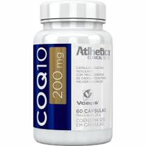 COQ10 200mg 60 Cáps- Atlhetica Nutrition -