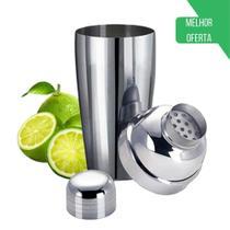 Coqueteleira Inox Drinks Caipirinha Bar 500ML - Boni -