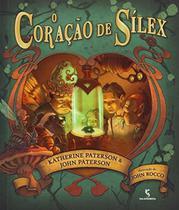 Coracao de silex, o - Salamandra Literatura (Moderna)