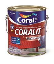 Coral Coralit Ultra Resistência Brilho 0,9 litro -
