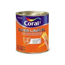Coral Super Lavável 900ml Branco -