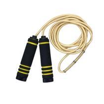 Corda de Pular Exercício Funcional Cross Fit 2,55M Regulável - Mbfit