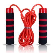 Corda de Pular  Vermelho - MBfit -
