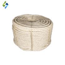 Corda de Sisal 20mm x 10 metros - SISALSUL - Barbante fibra natural Artesanato Macramê Arranhadores -