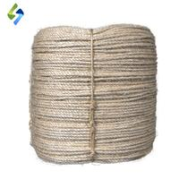 Corda de Sisal 6mm x 100 metros - SISALSUL - Barbante fibra natural Artesanato Macramê Arranhadores -