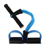 Corda Elastico Com Apoio Ginastica Alongamento Exercicios E Musculação Multifuncional Academia - M&C