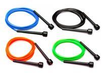 Corda Funcional Speed Slim - Profissional - Preto - Prottector