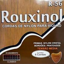 Corda Para Violão Nylon R-56 Rouxinol -