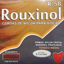 Corda Para Violão Nylon R-58 Rouxinol -