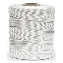 Corda Seda Arteplas Branca Trançada 6mm 150m -