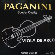 Corda Viola de Arco Paganini 1ª La A - Avulsa -