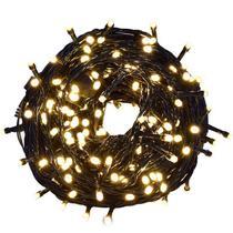 Cordão de LED 10m - 100 LEDs - Mileto