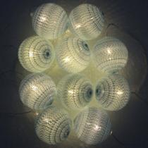 Cordão de Luz de LED 10 Bolinhas LISA a Pilha Azul Bebe - China