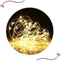 Cordão fio de fada led 2 metros luzes decorativas festa quarto - Lovelihx