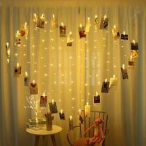 Cordão Fio De Luz Fotografia Varal Personalizado 31 Fotos - Top Total