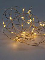 Cordão Luminoso Arame Estático 30 LEDs a Pilha Taschibra -