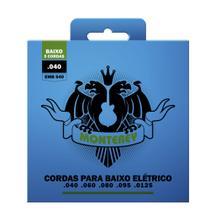 Cordas p/ Baixo Elétrico EMB-540 Monterey -
