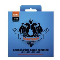 Cordas p/ Baixo Elétrico EMB445 Monterey -