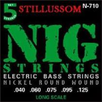 Cordas Para Baixo Elétrico N-710 - NIG -