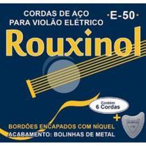 Cordas Para Violão Elétrico Rouxinol E-50 -