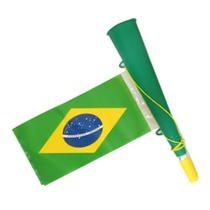 Corneta com Bandeira Copa do Mundo YDHSZ-8251 - Commerce Brasil