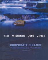 Corporate finance - core principles and applications - 2nd ed - Mhp - Mcgraw Hill Professional