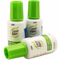 Corretivo liquido base agua 17ml liquido paper / 10un / p. mate -