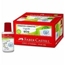 Corretivo liquido base agua 18ml office / 12un / faber -