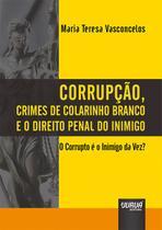 Corrupção, Crimes de Colarinho Branco e o Direito Penal do Inimigo - Juruá -