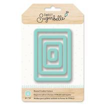 Cortador de Biscoito - Retângulos - Sweet Sugarbelle - 4 Peças -