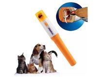 Cortador De Unha elétrico para Cães E Gatos Pet Shop+3 Lixas - Ybx