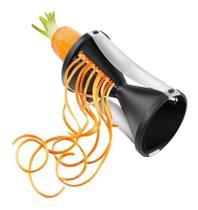 Cortador De Vegetais Legumes Espiral Ralador Mandoline - Top Total