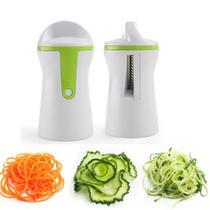 Cortador De Vegetal E Legumes Em Espiral Spiral Slicer -