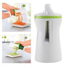 Cortador De Vegetal/legumes Em Espiral Spiral Slicer  Mimo Style -