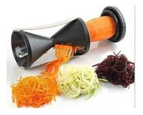 Cortador e Fatiador de Espaguete, Legume e Vegetais - Metal/Plástico Ampulheta Colors - Top House