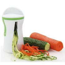 Cortador Fatiador de Legumes Espiral Espaguete Abobrinha - Mimo Style