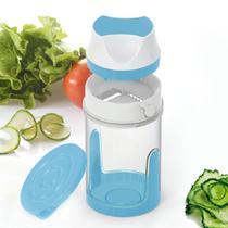 Cortador Fatiador de Legumes Espiral Vegetais - Ry Kitchen