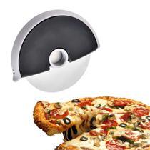 Cortador Fatiador de Pizza Compacto em Aço Inox - Facibom