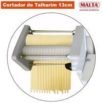 Cortador Talharim De Massa 13cm Para Cilindro Elétrico - Malta -